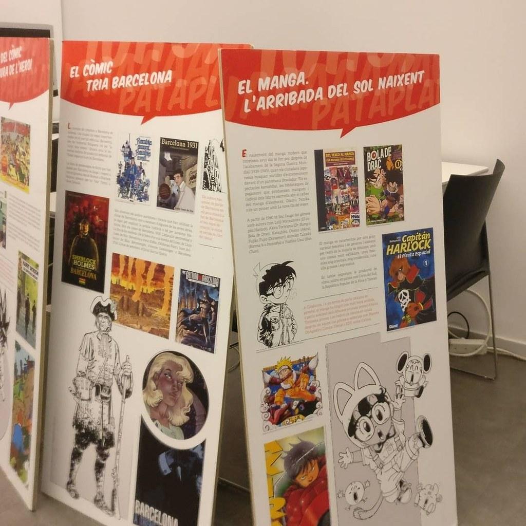 Vinyetes: Història del còmic en català