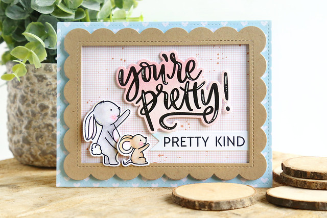 You're pretty (Neat and Tangled release week)