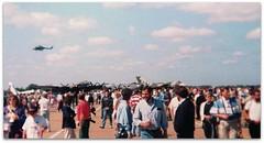 Avro line-up at Mildenhall