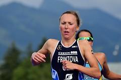 Čeští triatlonisté budou o víkendu bojovat o světové tituly