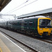 Great Western Railway 165110 on the 2R39 1312 London Paddington to Reading