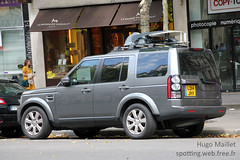 TV | Land Rover Discovery