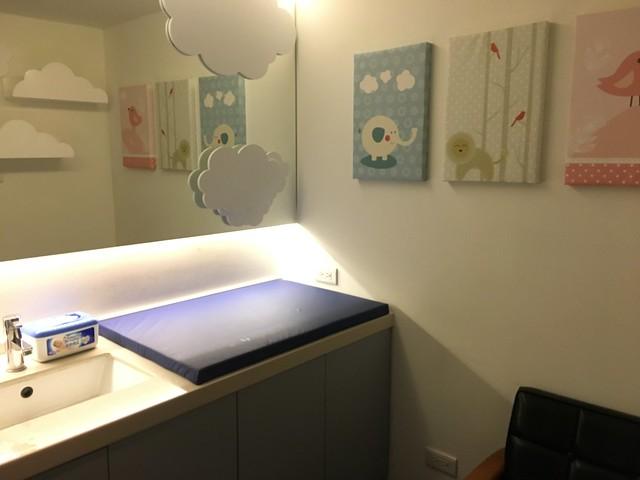 二樓育嬰室@宜蘭捷絲旅礁溪館