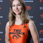 Rachel Lobay, WolfPack Cross Country Running