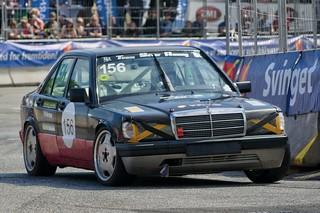 L13.12.36 - Youngtimer - 156 - Mercedes 190E, 1994 - Palle Nielsen - tidtagning - DSC_9723_Balancer