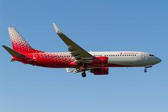 VQ-BSR Boeing 737-800 Rossiya