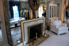 Elvis Presley's Living Room