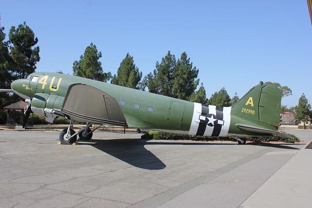 C-47A 42-92990