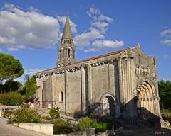 Église Notre-Dame de l'Assomption... Fenioux
