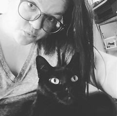 Momma Isis and just hanging out. She often claims my lap while I work in the home office. . . . . . #meow #isisthecat #catsofinstagram #workfromhome #digitalnomad #kitty