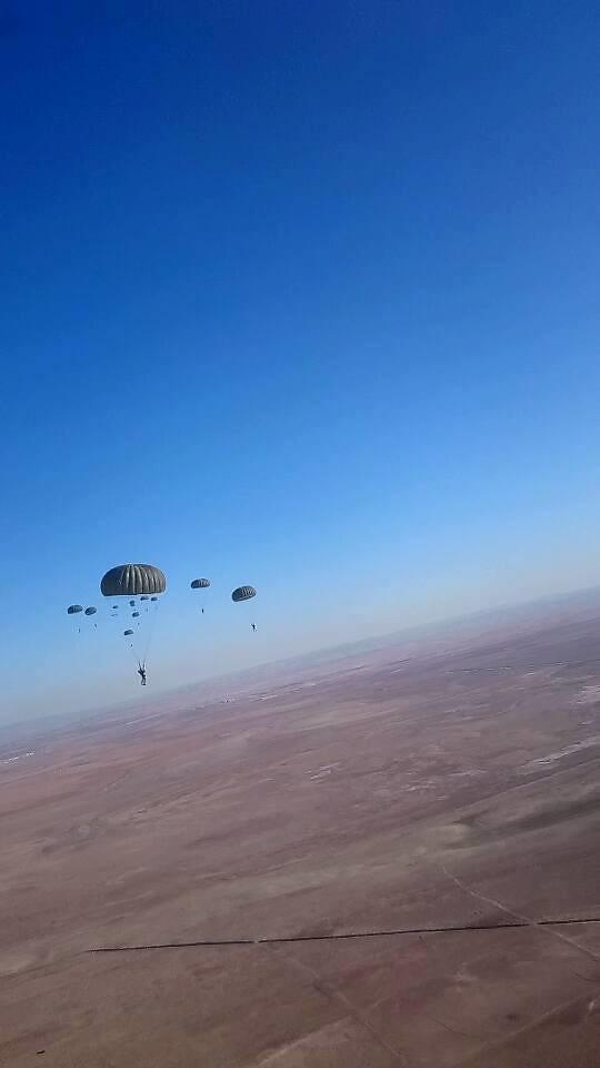 موسوعة الصور الرائعة للقوات الخاصة الجزائرية - صفحة 63 37231150501_e30a7002ab_b