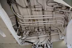 EAA2017Fri-0233 Douglas TA-4J Skyhawk 158141 N234LT - left main gear wheel well