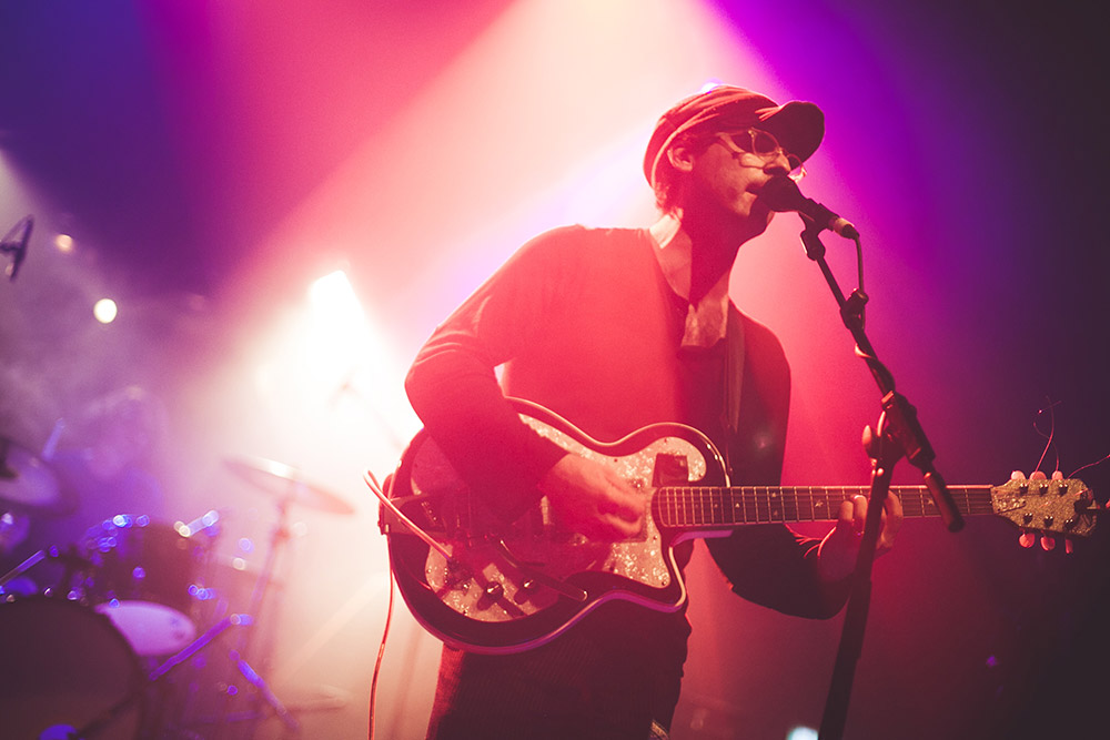 Clap Your Hands Say Yeah @ Village Underground, London