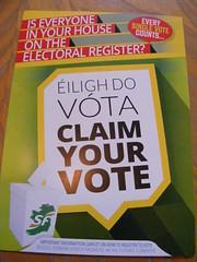 Sinn Fein - Irish Republican Leaflets