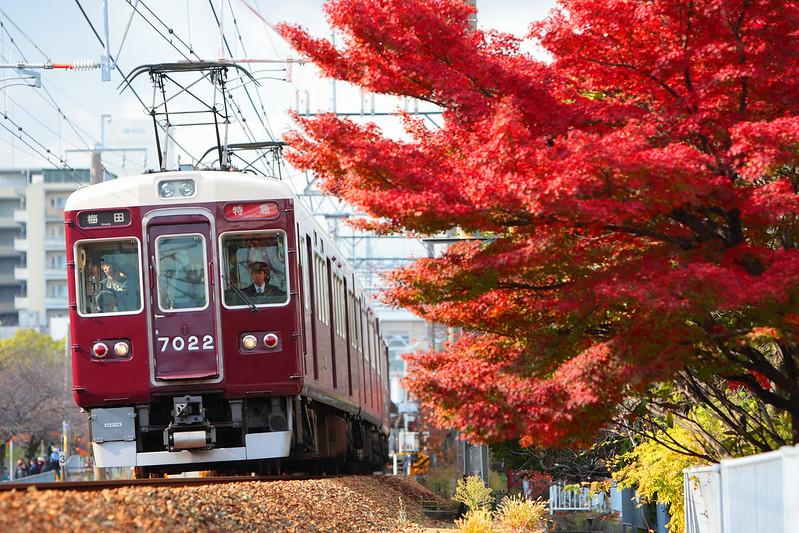 阪急電車(1)