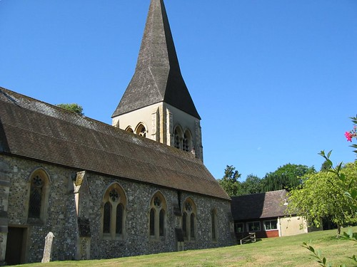 all hallows church in whitchurch