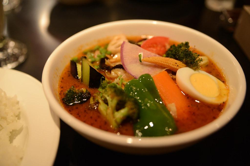 スープカレー Soup Curry
