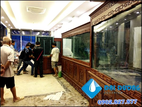 6 bộ hồ khủng nhà A.Kha Gò Vấp