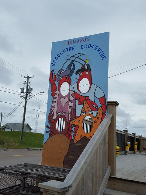 Homarus Eco-Centre. From Visiting the Lobster Capital of the World