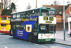 North Birmingham Busways.