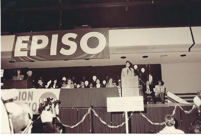 EPISO Founding Convention