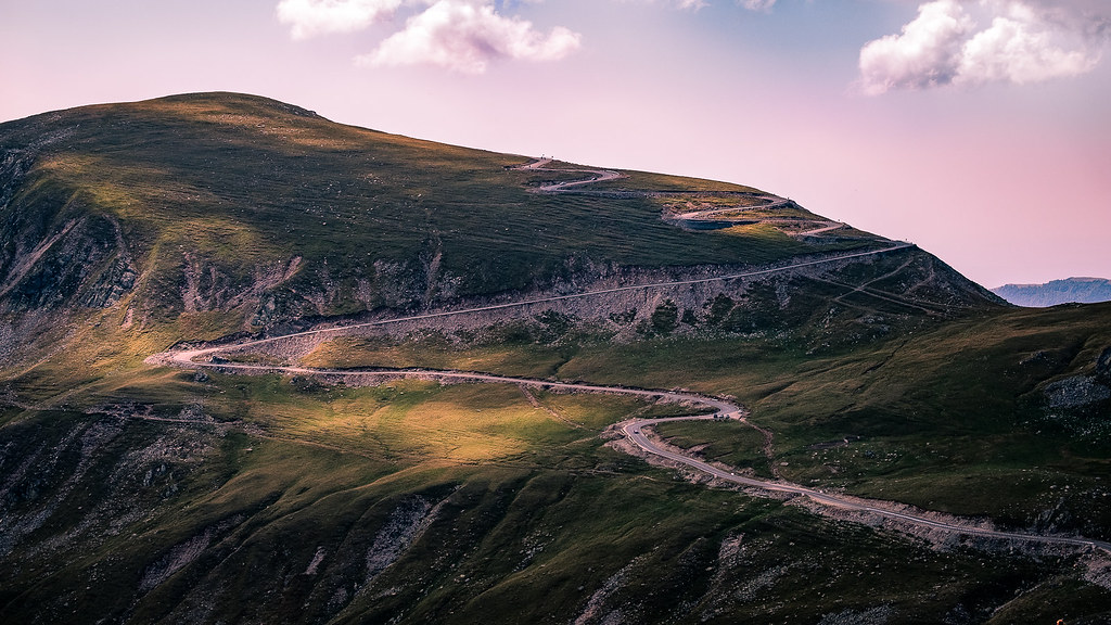 Transalpina road - Romania - Travel photography