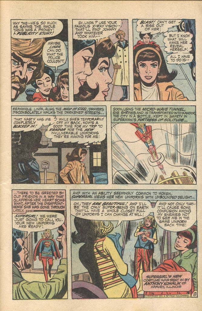 adventure comics 407-10