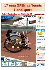 17ème Open de Tennis Handisport