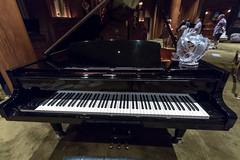 A Piano with too many keys