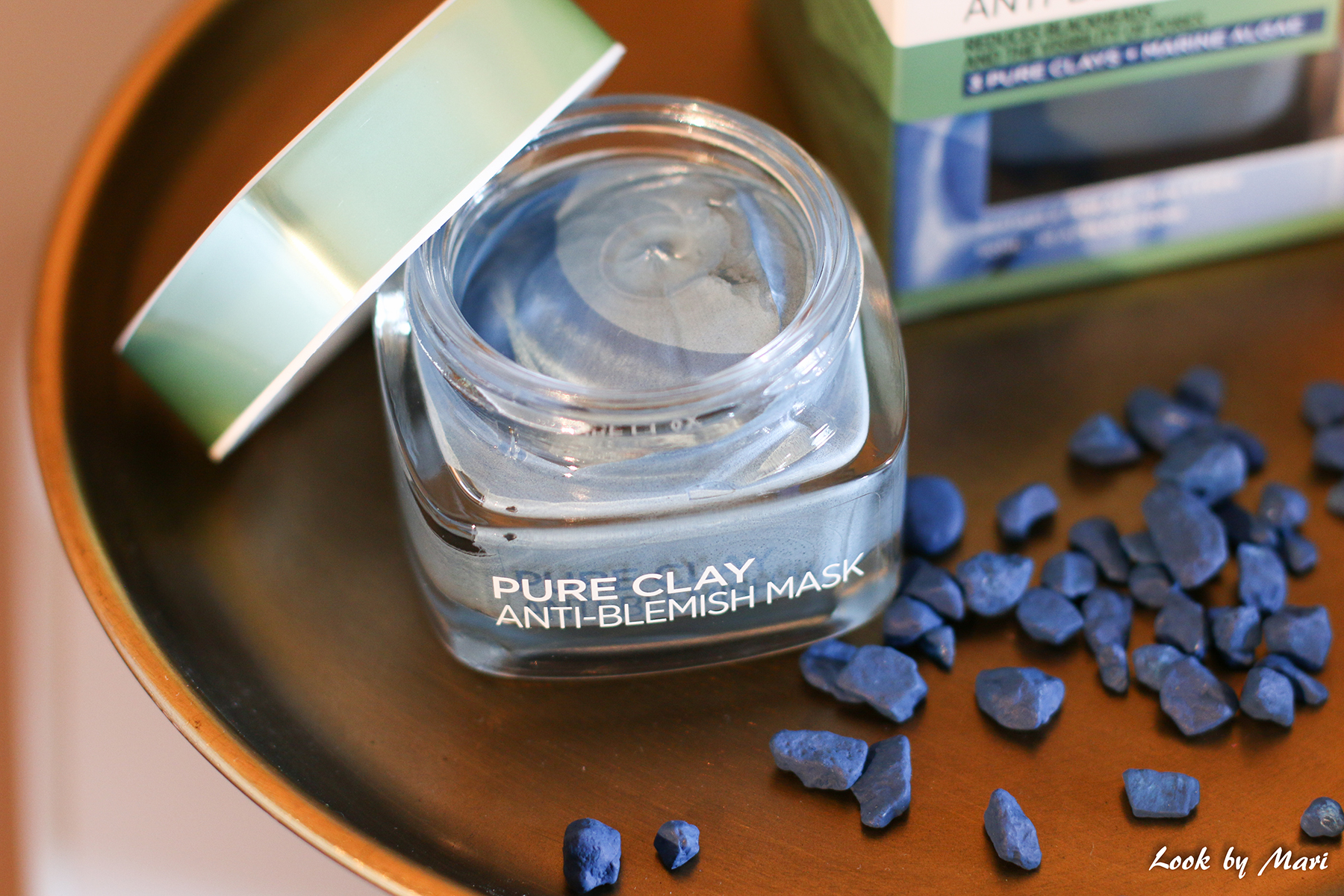13 loreal pure clay anti-blemish mask savinaamio kokomuksia