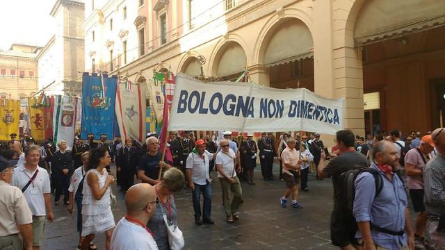 Bologna. 2 agosto 2017