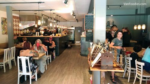 Gabriel's Cafe, Nanaimo