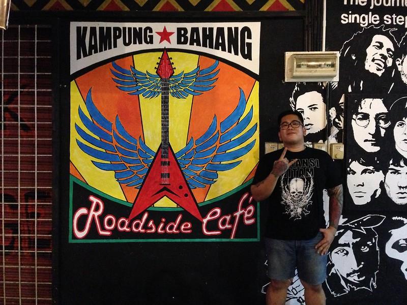 bahang roadside cafe