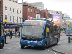 NCT 339 YJ61CFV Upper Parliament St, Nottingham on 41 (1280x960)