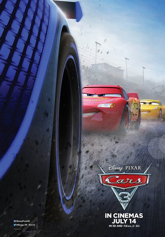 Cars 3 - Poster 6