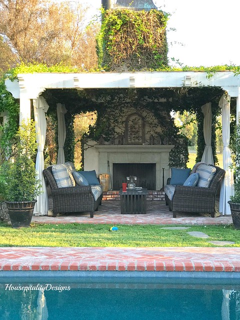 Pergola-Fireplace-Housepitality Designs
