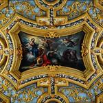 Inside San Bernardino Church - fresco #2