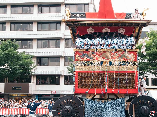 十年,京都四季 | 卷一 | 啟程 | 07