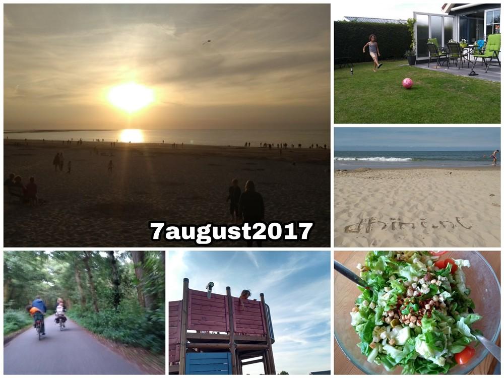 7 august 2017 Snapshot
