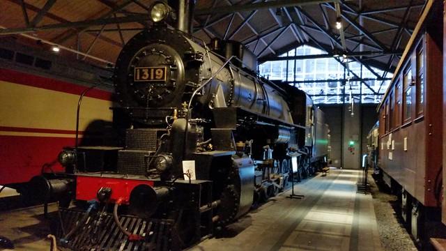 Finland Railway Museum