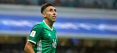 Tiene México más bajas para enfrentar a Costa Rica