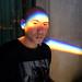Hong Kong, Rainbow Man by Edas Wong