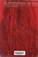 J N Postgate, La mesopotamia arcaica