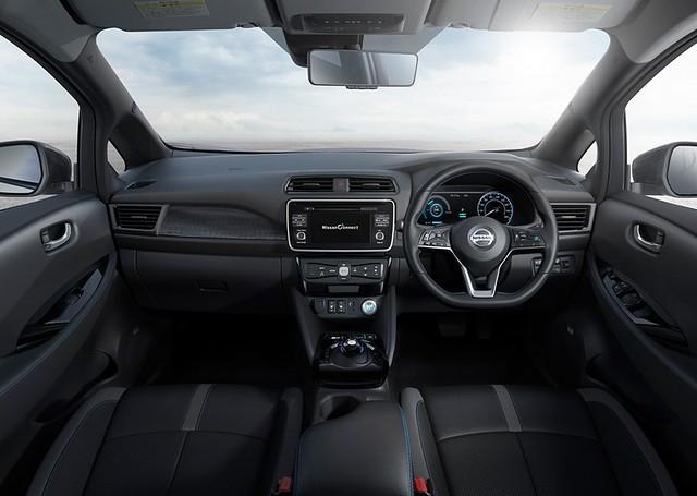 New Nissan Leaf G 80