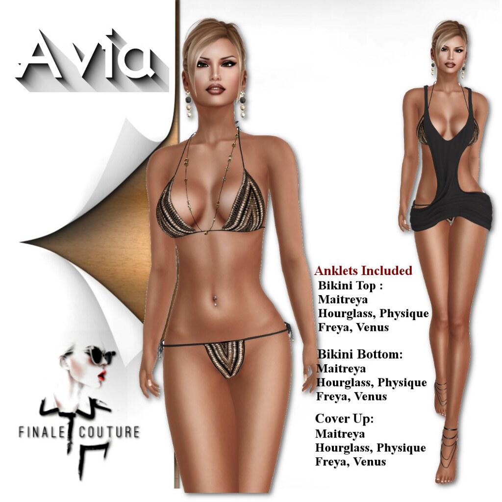 Finale Couture Avia Poster - SecondLifeHub.com
