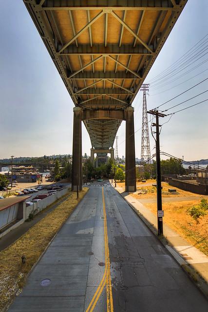 Seattle_Wide Angle_Bridge_9, Canon EOS 5D MARK III, Canon EF 16-35mm f/4L IS USM