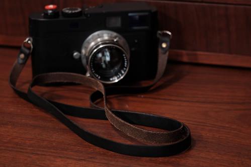 Custom made strap