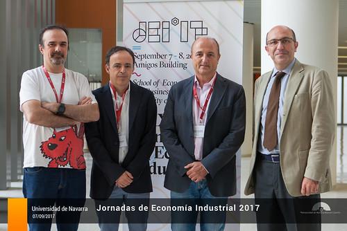 Jornadas de Economía Industrial 2017