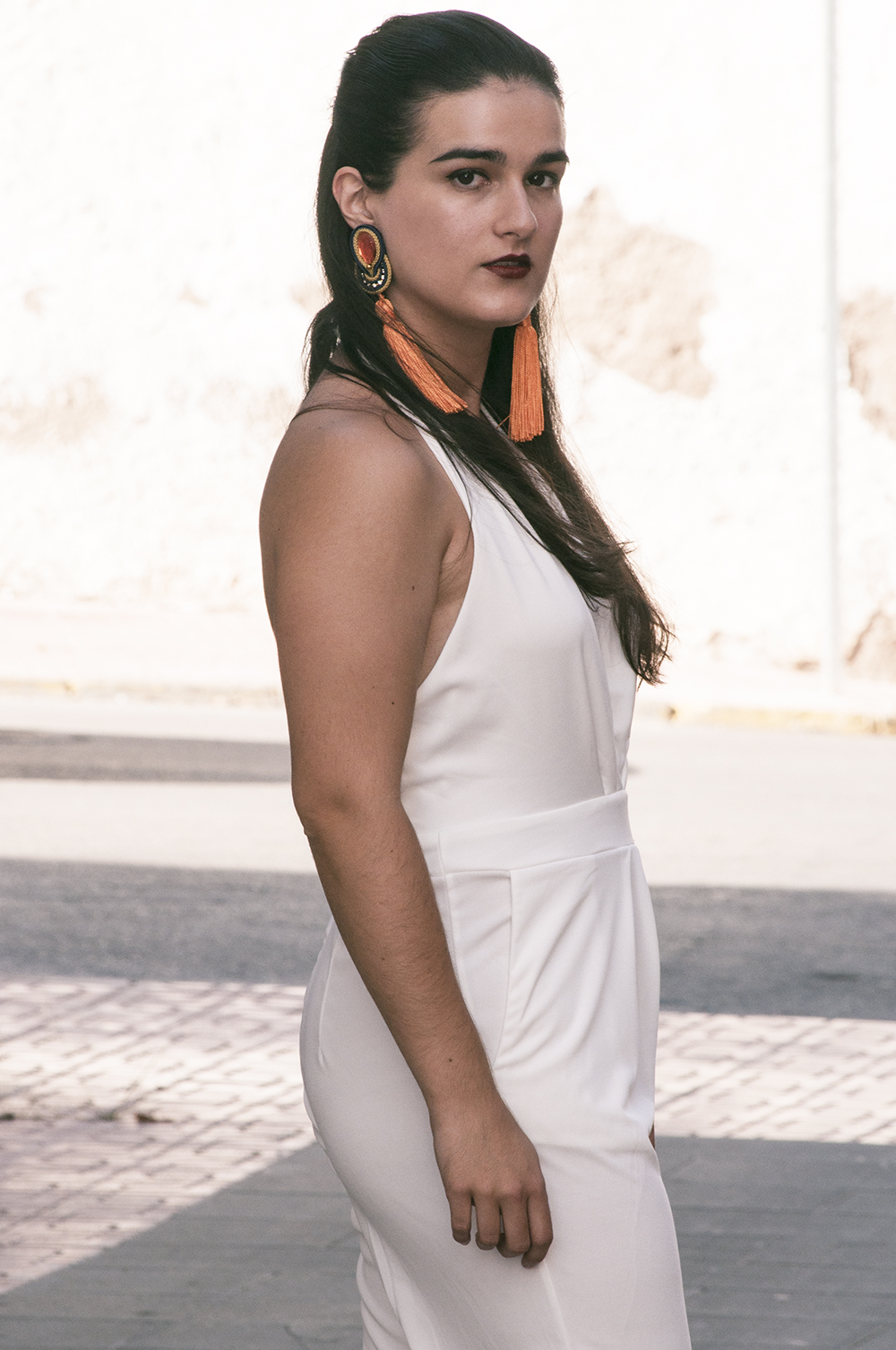 something fashion blogger influencer streetstyle spain valencia outfits summer jumpsuit graduation university_0667