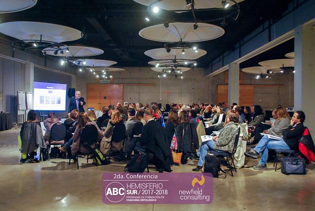 Segunda Conferencia del Programa ABC 2017-2018